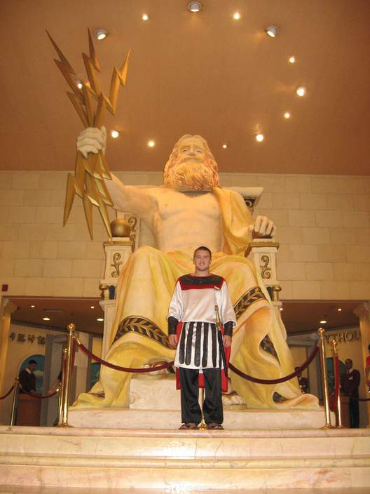Greek God Of Gambling