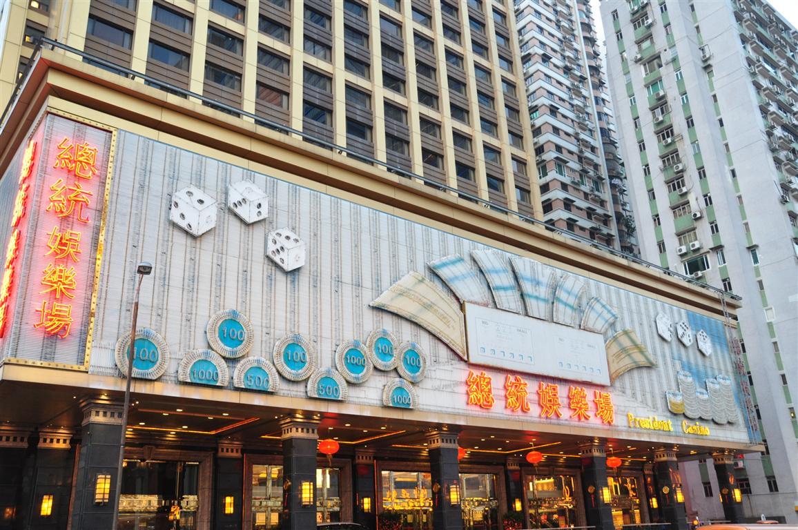 Macau president casino apuestas en casinos virtuales