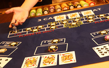 3 Card Baccarat in Macau